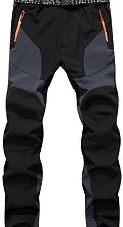 pantalons de randonnée