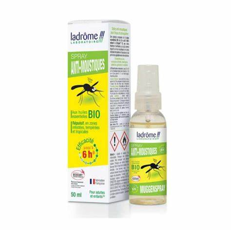 spray anti moustique