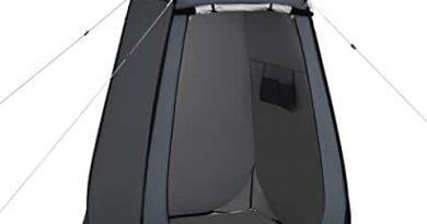 abri douche portable et toilettes voyage camping
