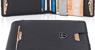 portefeuilles RFID voyage