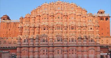 Voyage à Jaipur, Inde
